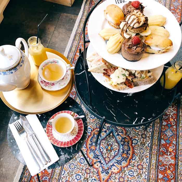 High Tea At Home 1