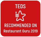 TEDS recommendation restaurant Guru
