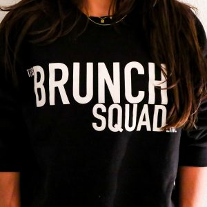 Brunch Squad Sweater