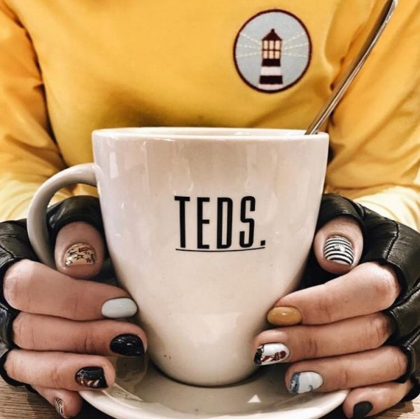 Teds Tea mug