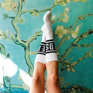 Teds Socks White