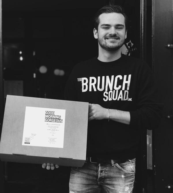 Business Brunch Box