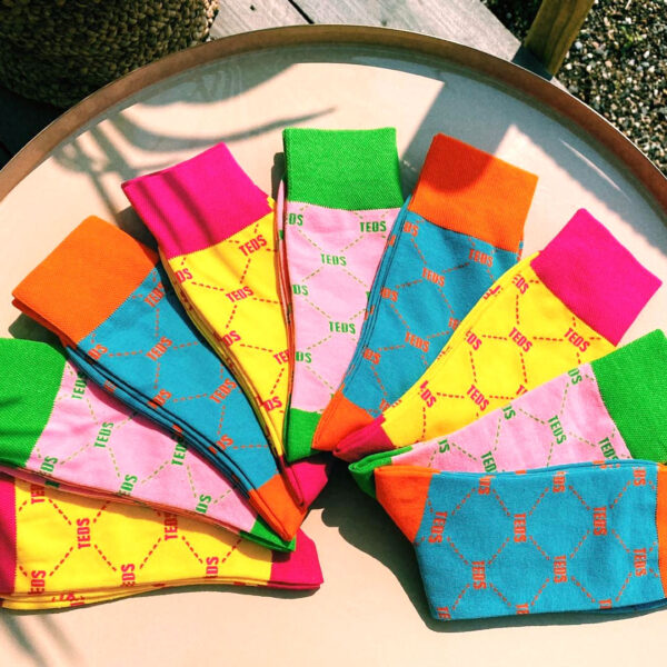 NEW! Colorfull Soques 4